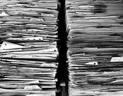 Papírgyűjtés 2021.